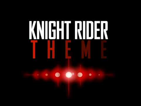 Knight Rider - Theme Tune