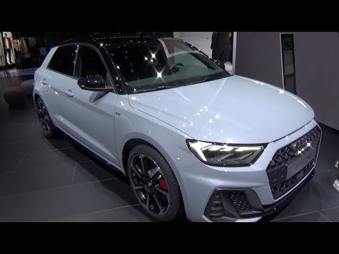 2020 Audi A1 Sportback S Line 30 Tfsi S Tronic Exterior And