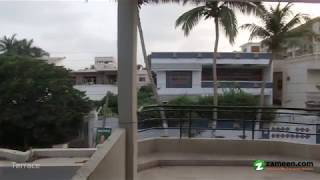 Download 240 Sq Yd Triple Storey Bungalow For Sale In Block