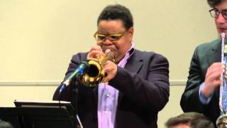 "Williams Jazz Ensemble: ""Central Park North"" – Thad Jones"