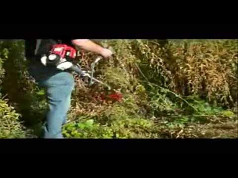 Brush cutter by mth tool hire gardening tools equipment for Gardening tools for hire