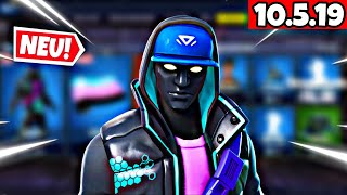 FORTNITE DAILY ITEM SHOP 10.5.19 | NEW KRYPTO SKIN IS HERE!!