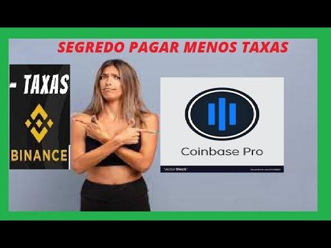 Taxas De Transferencia Como Pagar Menos Na Coinbase Pro Ou Na Binance