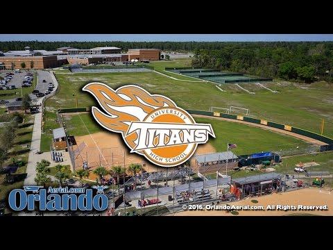University High School Varsity Softball Titans, Orange City FL ...