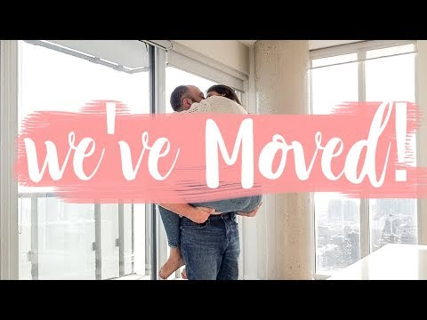 Packing & Moving To A New Country Vlog!