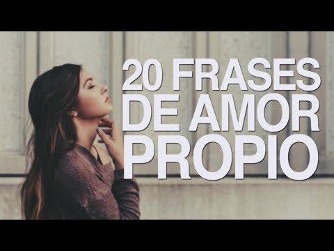 20 Frases De Amor Propio Para Aprender A Quererte ❤️