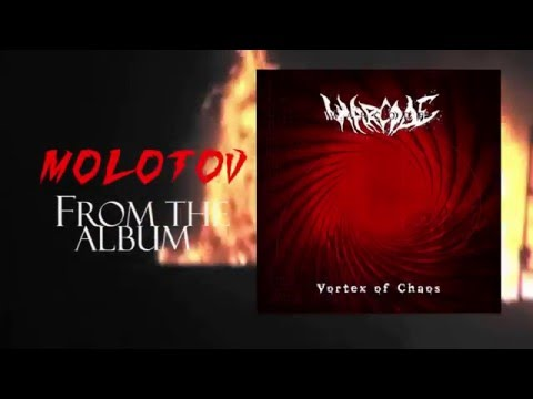 Warcode - Molotov (Official Lyric Video)