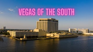 Mississippi Coast Drone Video Tour: Biloxi, Gulfport, Pass Christian and More!