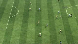 2010 FIFA World Cup South Africa video game trailer showcasing the two button control feature