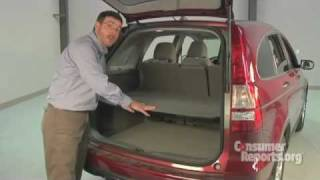Honda CR-V Review from Consumer Reports (2006-2011 model)