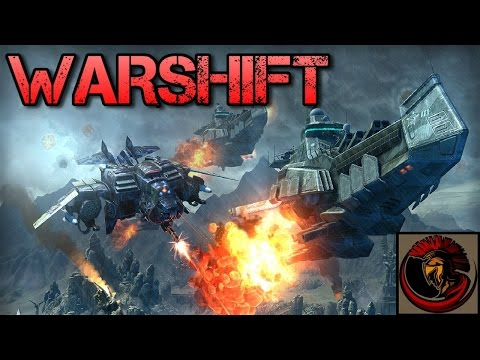 Warshift Gameplay First Impressions - New RTS Game