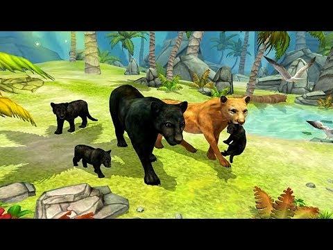 Видео Симулятор пантеры играть онлайн бесплатно