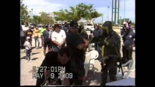 EVENTO HAZMAT BOMBEROS PUERTO RICO POBLADO ROSARIO 2003 - 2007