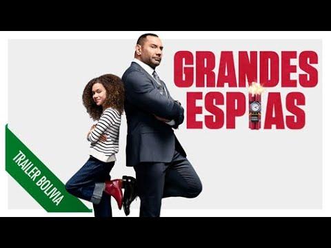 Grandes Espías | 12 de Marzo | Trailer Subtitulado | Bolivia estrenos de cine de la semana 12/3/2020