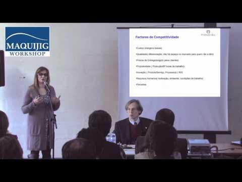 MAQUIJIG Workshop 2 - Fiducial: Maria João Dias [1a Parte]