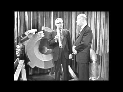 """MIT Science Reporter—""""Big Magnets"""" (1961)"""