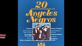 Bajar Musica De Los Angeles Negros - 22 Exitos Romanticos Originales