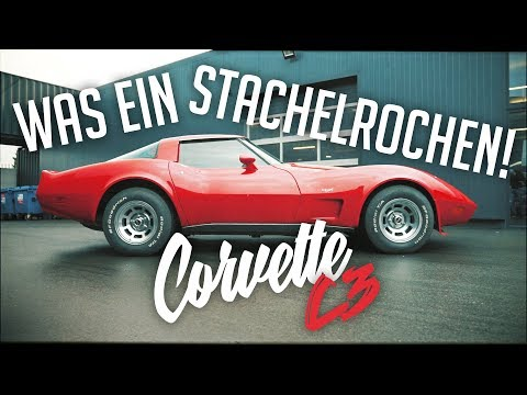 JP Performance - Was ein Stachelrochen! | Chevrolet Corvette C3