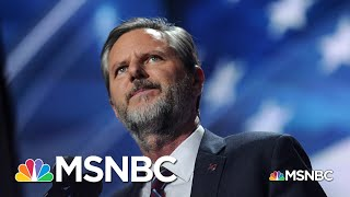 Evangelical Pastor Reopens University, 12 Students Display COVID-19 Symptoms | All In | MSNBC