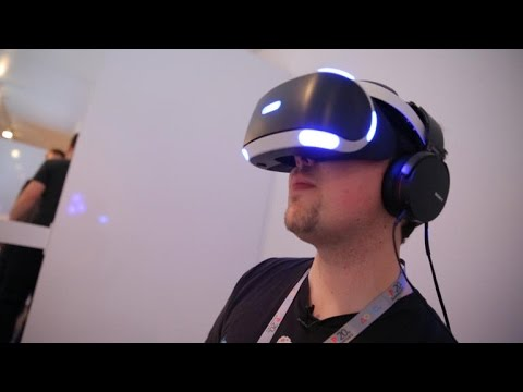 Want a PlayStation VR headset? You will after you've played these games