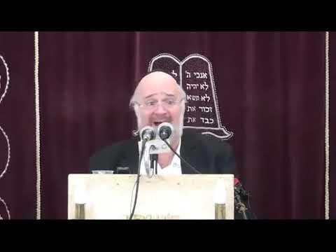 הרב רוזנבלום ואתחנן הרצאה ברמה גבוהה על פרשת ואתחנן 1 הרב ברוך רוזנבלום