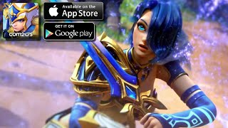 Summoners War: Lost Centuria Gameplay