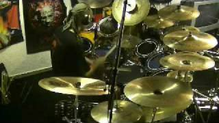 S.O.D. - The Ballad Of Jimi Hendrix Drumcover by Marzl