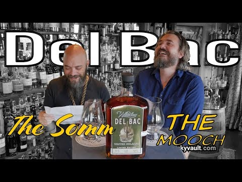 Whiskey Review - Del Bac Winter Release Limited Edition with Del Bac Dorado Comparison
