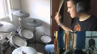 Tesseract - Palingenesis Drum Cover