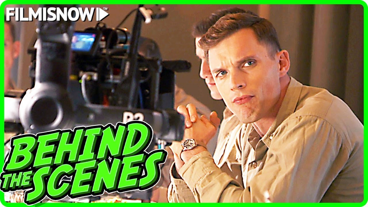 MIDWAY (2019) | Behind the Scenes of WWII Action Movie