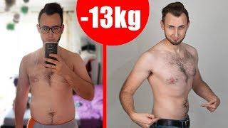 Jak schudłem 13kg | Grafik Trenuje | Koniec siedzenia | Projekt WakeUp