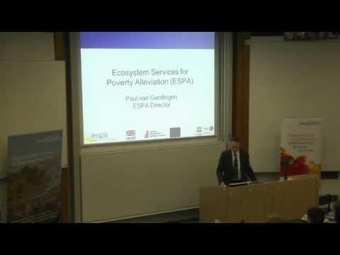 UN World Development Day, Ecosystem Services for Poverty Alleviation, University of Southampton,