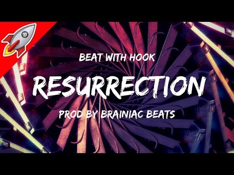 Electro Rap Instrumental Beat With Hook
