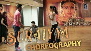 suraiya song choreography video toh aamirkhan katrinakaif