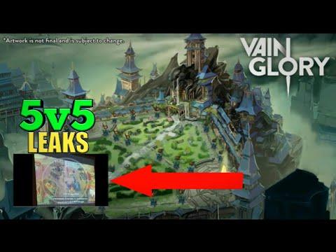 5v5 LEAKS! [VAINGLORY]