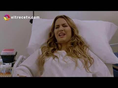 ¿Felices los 4? Ámbar, Lara, Renzo y Mateo unidos en el hospital