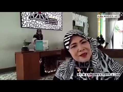 Kanker Getah Bening Stadium 4 terapi Kangen Water - YouTube