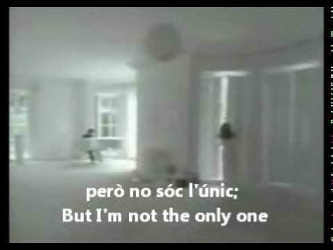 Imagine amb lletra valencià anglés
