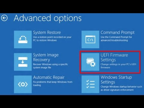 how to change bios settings in windows 8
