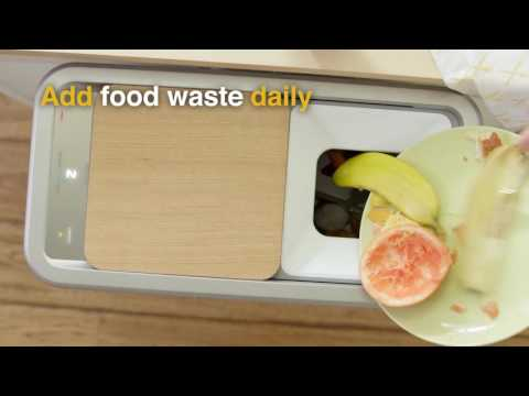 Whirlpool® CES 2017: Zera™ Food Recycler