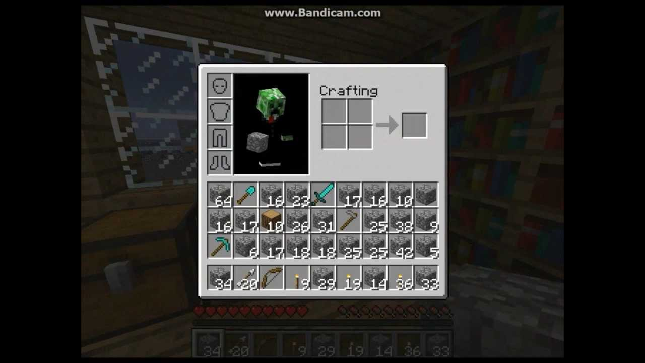 Minecraft Creative Tips Tricks: Minecraft Inventory Tips And Tricks In 1.8