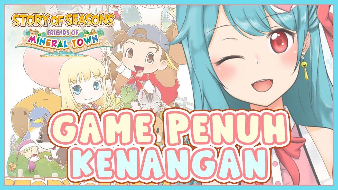 Game Penuh Kenangan - Harvestmoon di Remake 【Story of Seasons #01】
