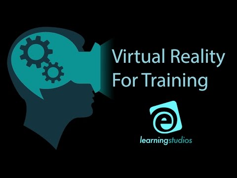 Virtual Reality For Training (VR)