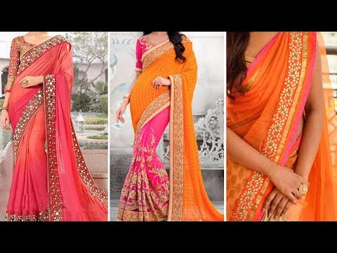 How To Wear Saree with Pleats Perfectly Step By Step To Look Slim | South Indian Saree Draping Style