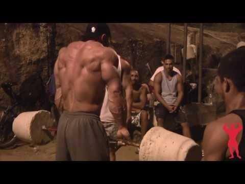ron partlow steroids