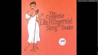 Watch Ella Fitzgerald I Could Write A Book video