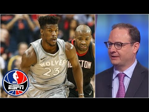 Jimmy Butler trade talks could rev back up - Adrian Wojnarowski | NBA Countdown