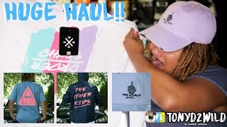 Looking For A New Brand ? HUGE! Haul Unboxing From New World Republic
