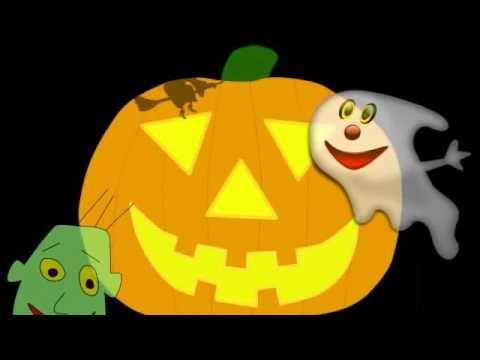 pumpkin pumpkin halloween song