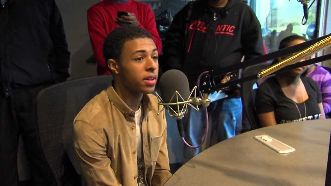 Diggy Simmons   Fondest Memories & Growing Up - YouTube